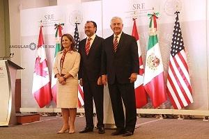 Reunión de Ministros de Relaciones Exteriores de América del Norte