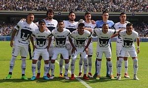 equipo titular de Pumas en la jornada 5