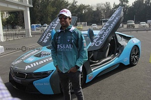 piloto de Fórmula E de la escudería MS & AD Andretti Antonio Félix Da Costa 1