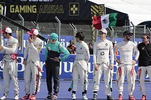 ABB FORMULA E MEXICO E-PRIX 2018 pilotos