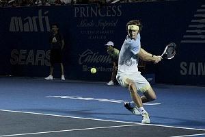 Alexander Zverev semifinalista del Abierto Mexicano de Acapulco 2018 (1)