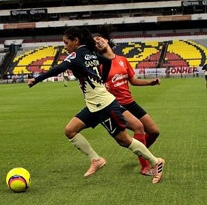 América derrota al Tijuana 3-0 en la Liga Femenil de la Jornada 12 LF