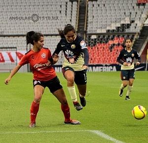 América derrota al Tijuana 3-0 en la Liga Femenil de la Jornada 12 go
