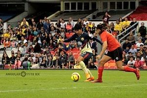 América derrota al Tijuana 3-0 en la Liga Femenil de la Jornada 12 goladora Lucero Cuevas 1