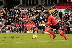 América derrota al Tijuana 3-0 en la Liga Femenil de la Jornada 12 goladora Lucero Cuevas