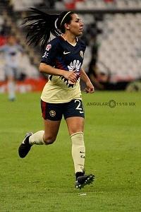 América derrota al Tijuana 3-0 en la Liga Femenil de la Jornada 12 jugadora Verdugo 1