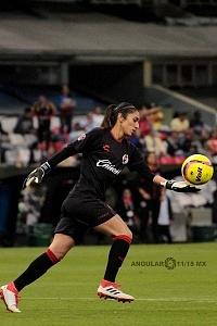 América derrota al Tijuana 3-0 en la Liga Femenil de la Jornada 12 portera de Xolas