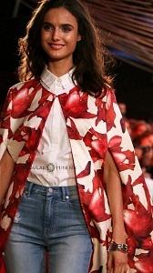 Blanca Padilla es la imagen del Liverpool Fashion Fest Primavera Verano 2018