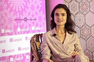 Blanca Padilla es la imagen del Liverpool Fashion Fest Primavera-Verano 2018