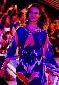 Blanca Padilla es la imagen del Liverpool Fashion Fest Primavera Verano 2018 4