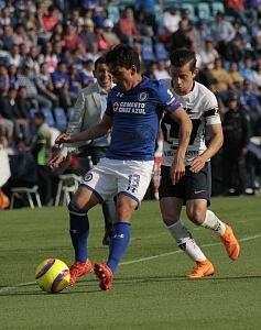 Cruz Azul empata 1-1 en el ultimo minuto ante Pumas en la jornada 12 del apertura 2018 (13)
