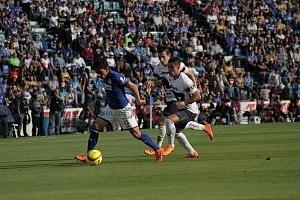 Cruz Azul empata 1-1 en el ultimo minuto ante Pumas en la jornada 12 del apertura 2018
