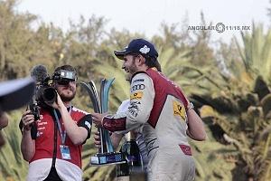 Daniel Abt de la escudería Audi Sport Abt Schaeffler,se corono campeón del E Prix Ciudad de México 2018 1