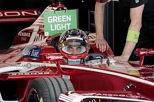 Escuderia DRAGON de Fórmula Electrica piloto Jerome Dambrosio en el E Prix Ciudad de México