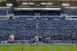 Estadio del Cruz Azul jornada 11 torneo de apertura 2018 1