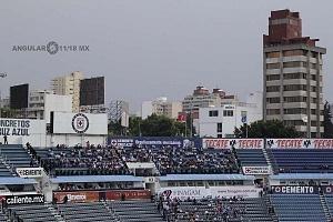 Estadio del Cruz Azul jornada 11 torneo de apertura 2018