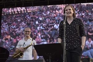 Eurojazz 2018 Ciudad de México cantante alemana Eva Klesse Quartett