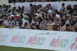 Finaliza el Gran Premio Ciudad de México del Longines Global Champion Tour México 2018 espectadores