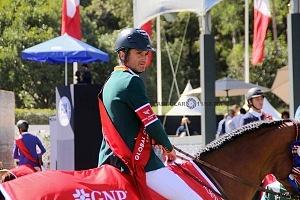Finaliza el Longines Global Champion Tour México 2018 JINETES 1