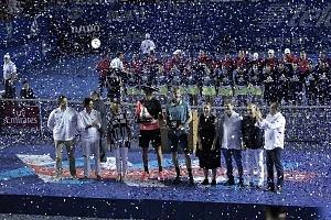 Juan Martín del Potro campeon del Abierto Mexicano de Acapulco 2018 en la Final 2