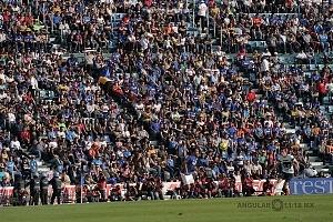 La Maquina del Cruz Azul recibio en su estadio a los Pumas en la jornada 12 del torneo Apertura 2018 1