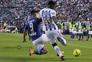 La Maquina del Cruz Azul se impone 5 goles a 0 ante el Pachuca en la jornada 11 del apertura 2018 11