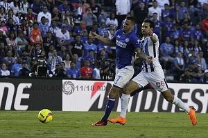 La Maquina del Cruz Azul se impone 5 goles a 0 ante el Pachuca en la jornada 11 del apertura 2018 2