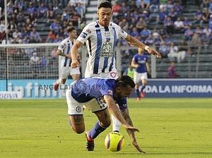 La Maquina del Cruz Azul se impone 5 goles a 0 ante el Pachuca en la jornada 11 del apertura 2018 3