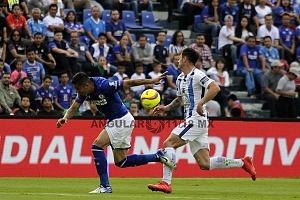 La Maquina del Cruz Azul se impone 5 goles a 0 ante el Pachuca en la jornada 11 del apertura 2018
