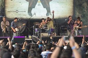 La Vela Puerca Banda Uruguaya en el Festival Vive Latino 2018 (1)