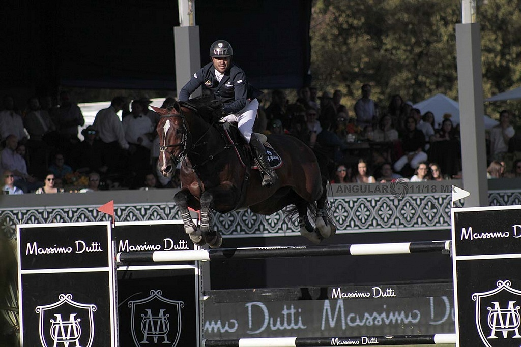 Longines Global Champhion Tour México 2018