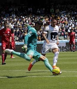 Los Pumas Pierden en los ultimos minutos frente al Toluca 1-0 en la jornada 11 del torneo apertura 2018 (11)