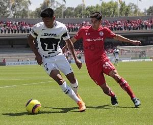 Los Pumas Pierden en los ultimos minutos frente al Toluca 1-0 en la jornada 11 del torneo apertura 2018 (4)