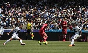 Los Pumas Pierden en los ultimos minutos frente al Toluca 1-0 en la jornada 11 del torneo apertura 2018 (8)