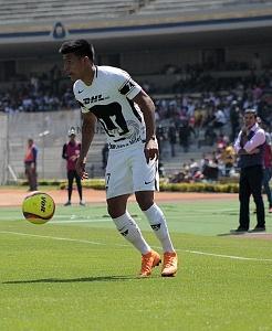 Los Pumas Pierden en los ultimos minutos frente al Toluca 1-0 en la jornada 11 del torneo apertura 2018 jugador Jesus Gallardo