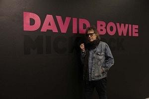 MIck Rock Inaugura Oficialmente en México la Exposición STARMAN del mítico David Bowie 12