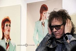 MIck Rock Inaugura Oficialmente en México la Exposición STARMAN del mítico David Bowie 15