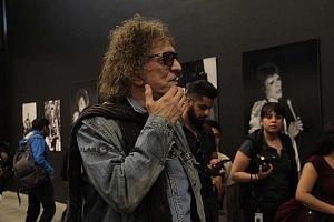 MIck Rock Inaugura Oficialmente en México la Exposición STARMAN del mítico David Bowie 9