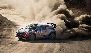 Mundial de Rally Guanajuato México 2018 (WRC) Auto Numero 4