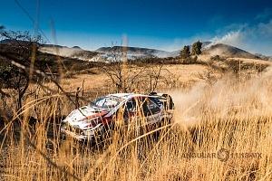 Mundial de Rally Guanajuato México 2018 auto munero 9