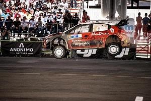 Mundial de Rally Guanajuato México 2018 auto numero 10 etapa pista