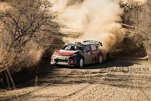 Mundial de Rally Guanajuato México 2018 auto numero 11