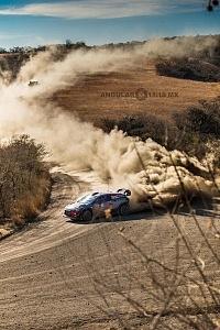Mundial de Rally Guanajuato México 2018 auto numero 5