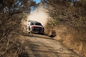 Mundial de Rally Guanajuato México 2018 escudería CITROEN TOTAL ABU DHABI WRT (WRC)
