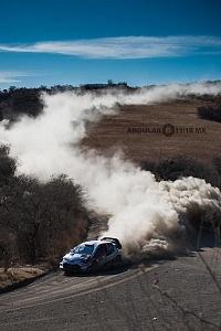Mundial de Rally Guanajuato México 2018 etapa el brico 2 Arperos