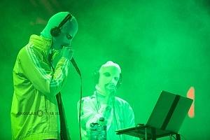Pussy Riot en el Festival Vive Latino 2018