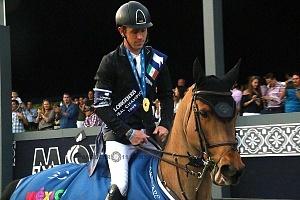 Scott Brash Se Proclama Campeón del Longines Global Champion Tour México 2018