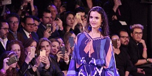 TOP MODEL BLANCA PADILLA EN EL FASHION FEST PRIMAVERA VERANO 2018 p