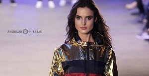 TOP MODEL BLANCA PADILLA EN EL FASHION FEST PRIMAVERA VERANO 2018 p1