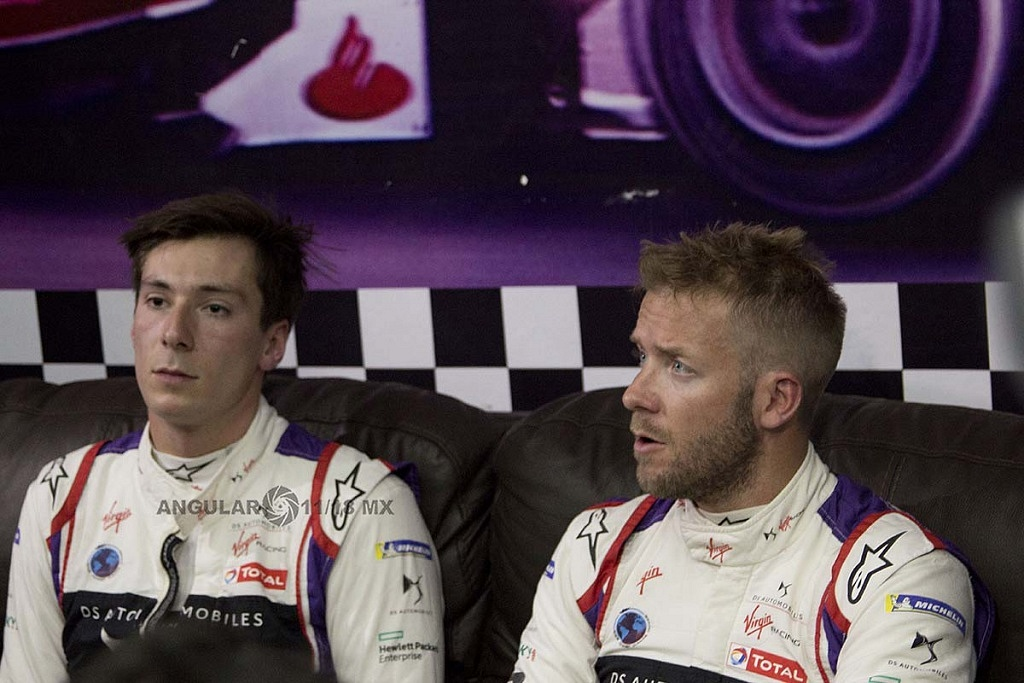 Virgin racing de Fórmula E; presento a sus pilotos Alexander Lynn y Sam Bird 1